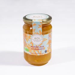 Marmelade d'Oranges Bio