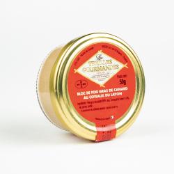 Bloc de foie gras de canard...