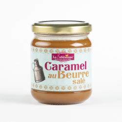 Crème de caramel au beurre...