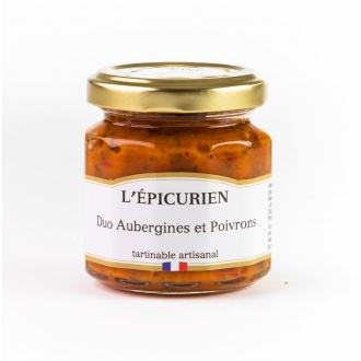 Duo Aubergines et Poivrons...