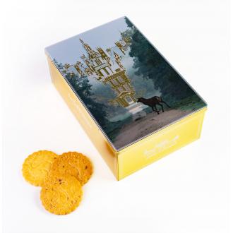 Boîte Petits Sablés Chambord Songe Majestueux