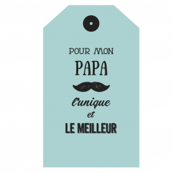 Carte Pour mon Papa