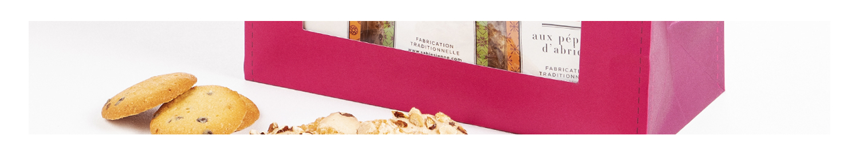 Sac Personnalisable en ligne - Sac cadeau gourmand - La Sablesienne