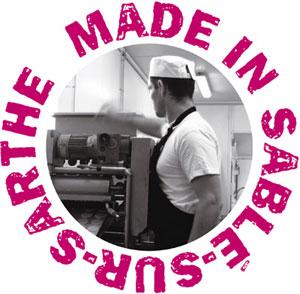 Made in Sablé-sur-Sarthe